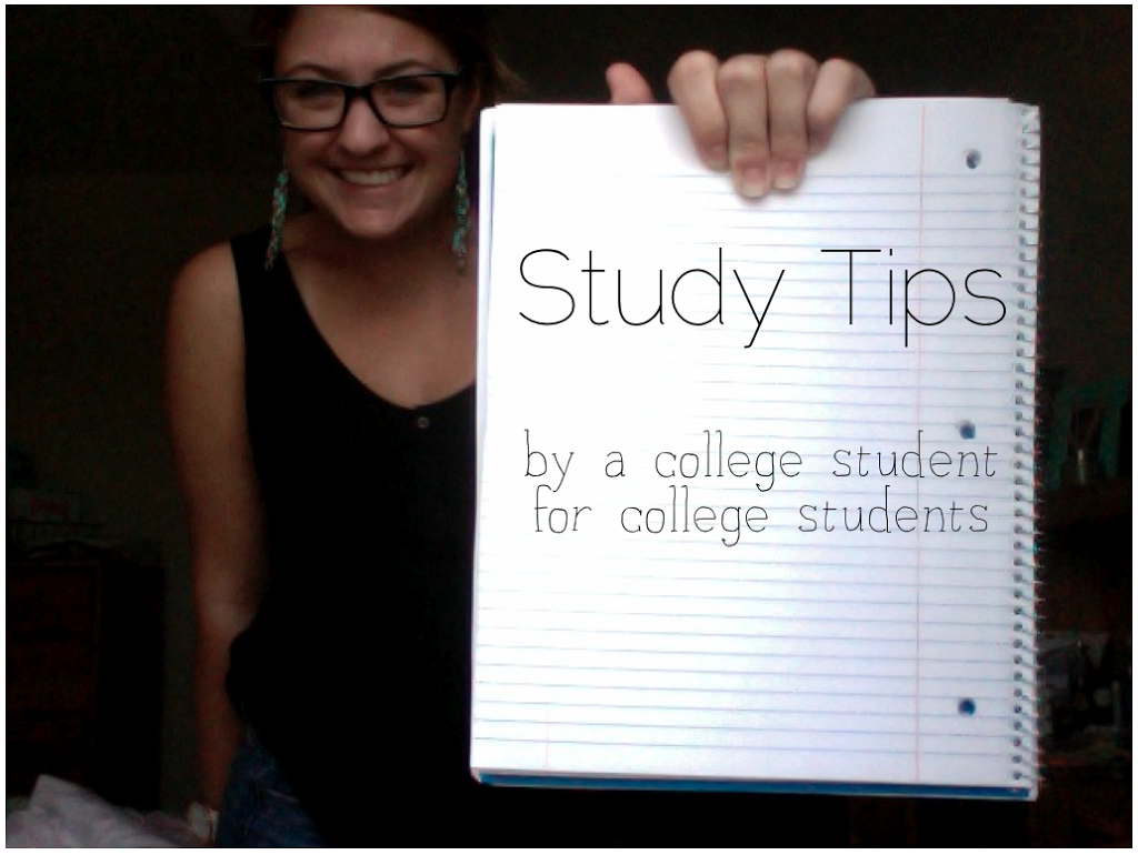 study tips from an honors nerd whitney blake