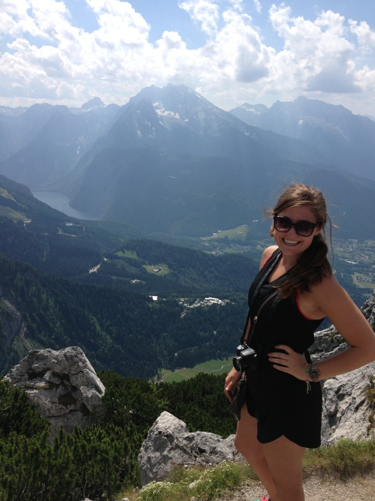 Hiked to the Kehlsteinhaus (Eagle's Nest)