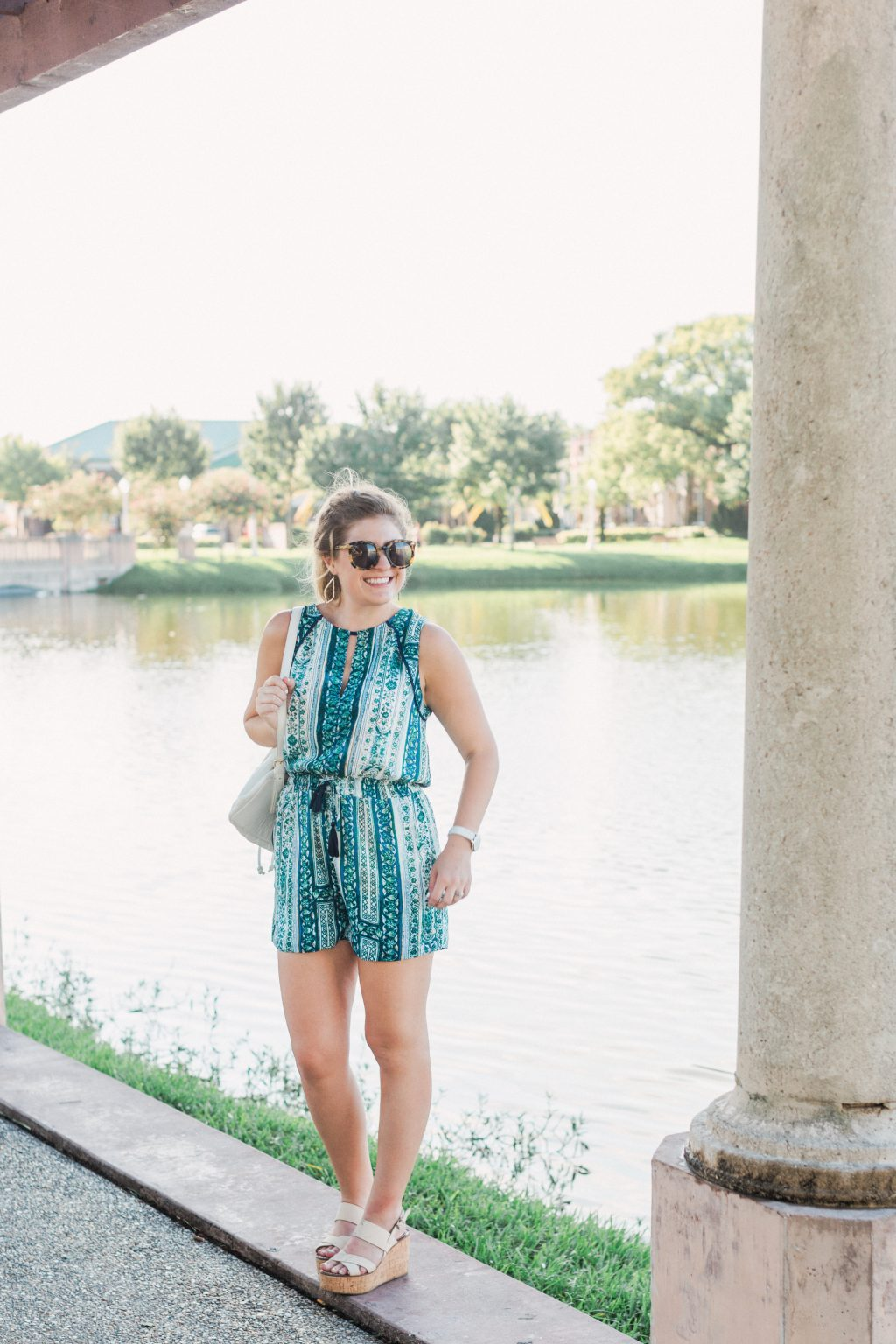 Anthropologie Fall Romper