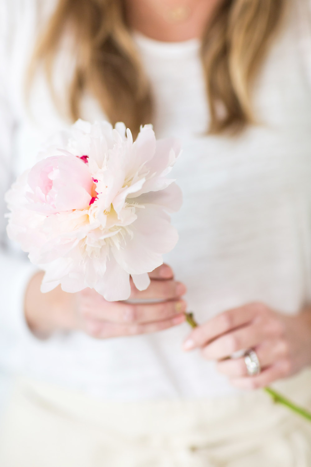 DIY Peony Wedding Bouquet Tutorial