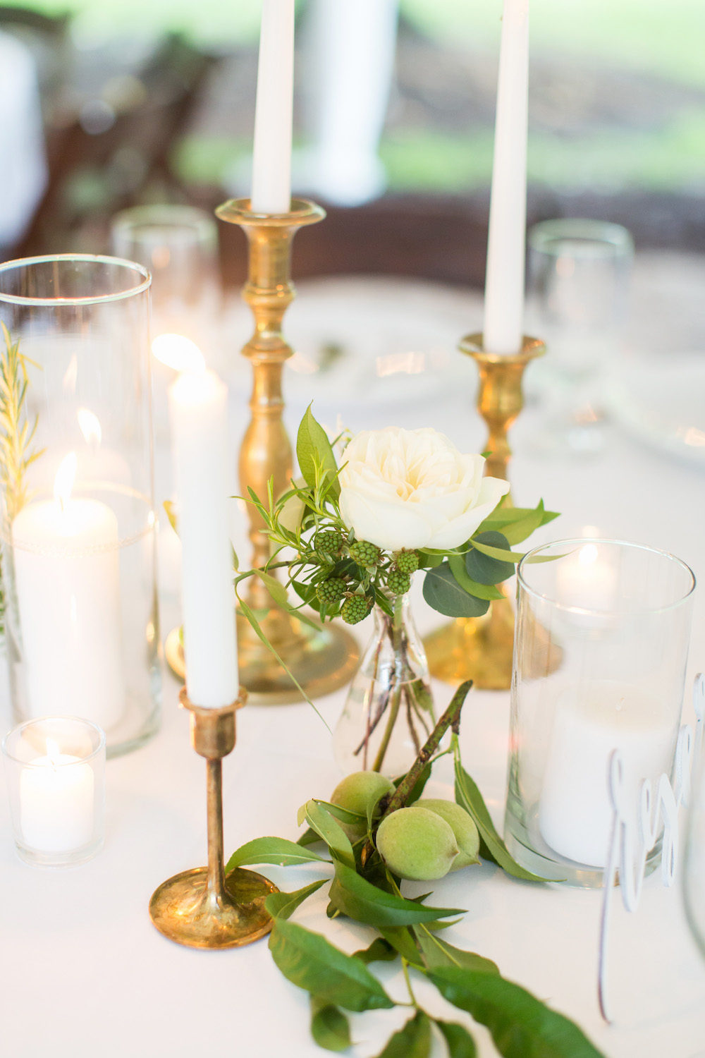 Wedding Simple Centerpiece