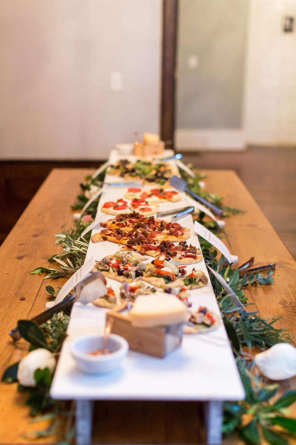 Wedding Pizza Bar