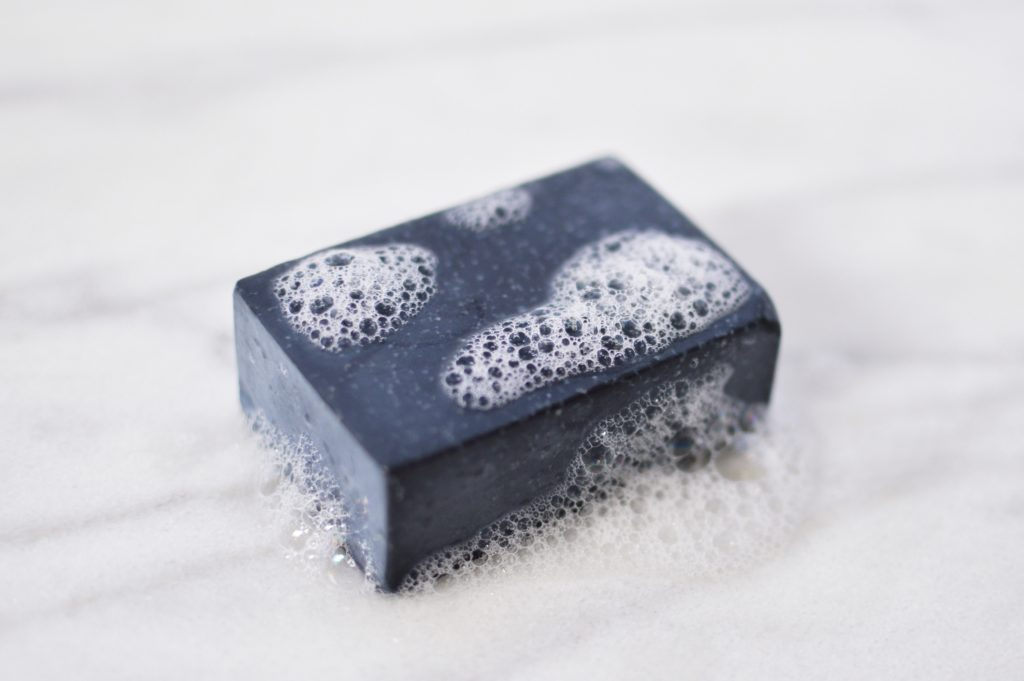 Herbivore Botanicals Charcoal Soap Review
