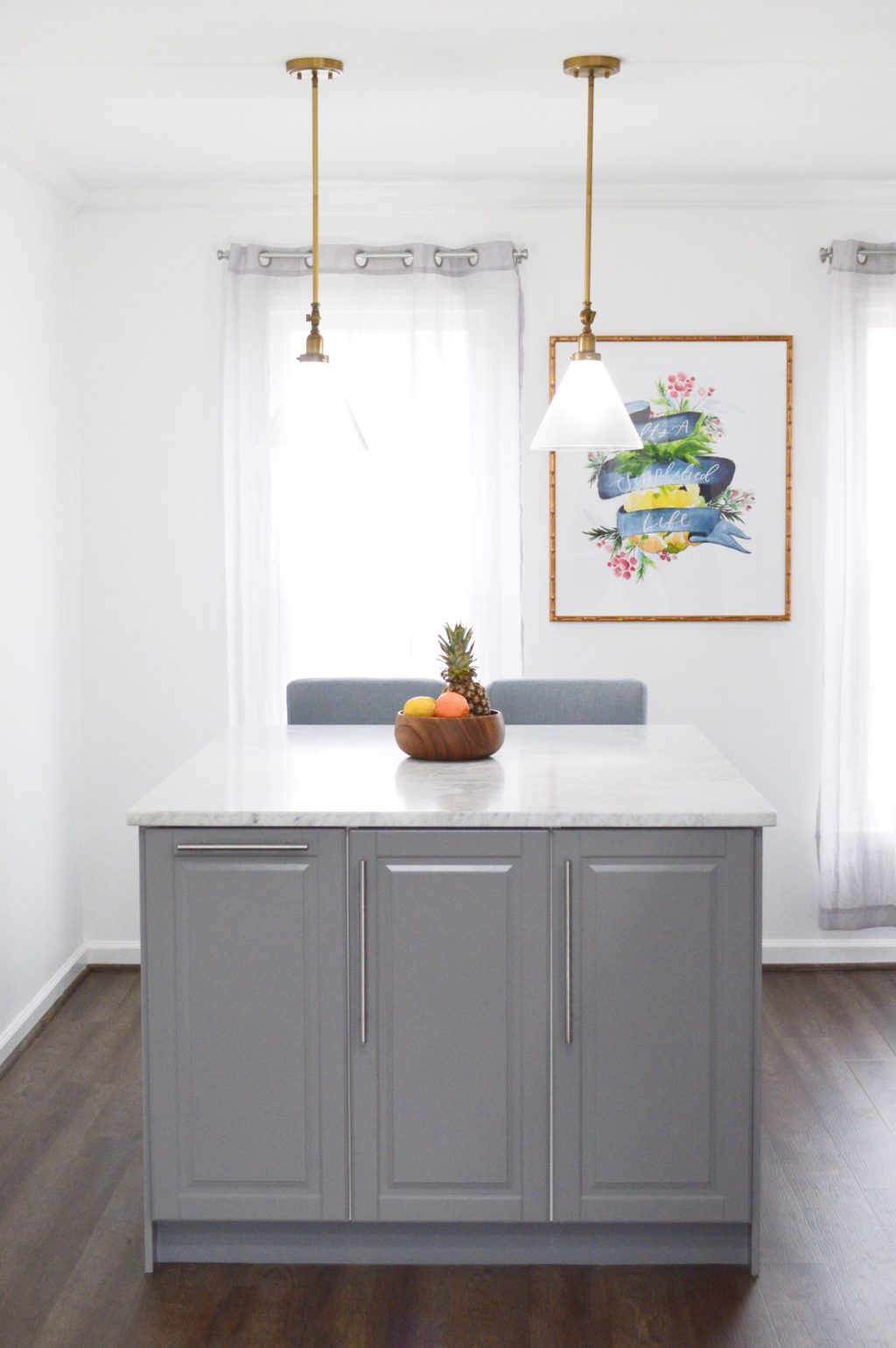 Our Kitchen Renovation: Before and After! | Whitney Blake