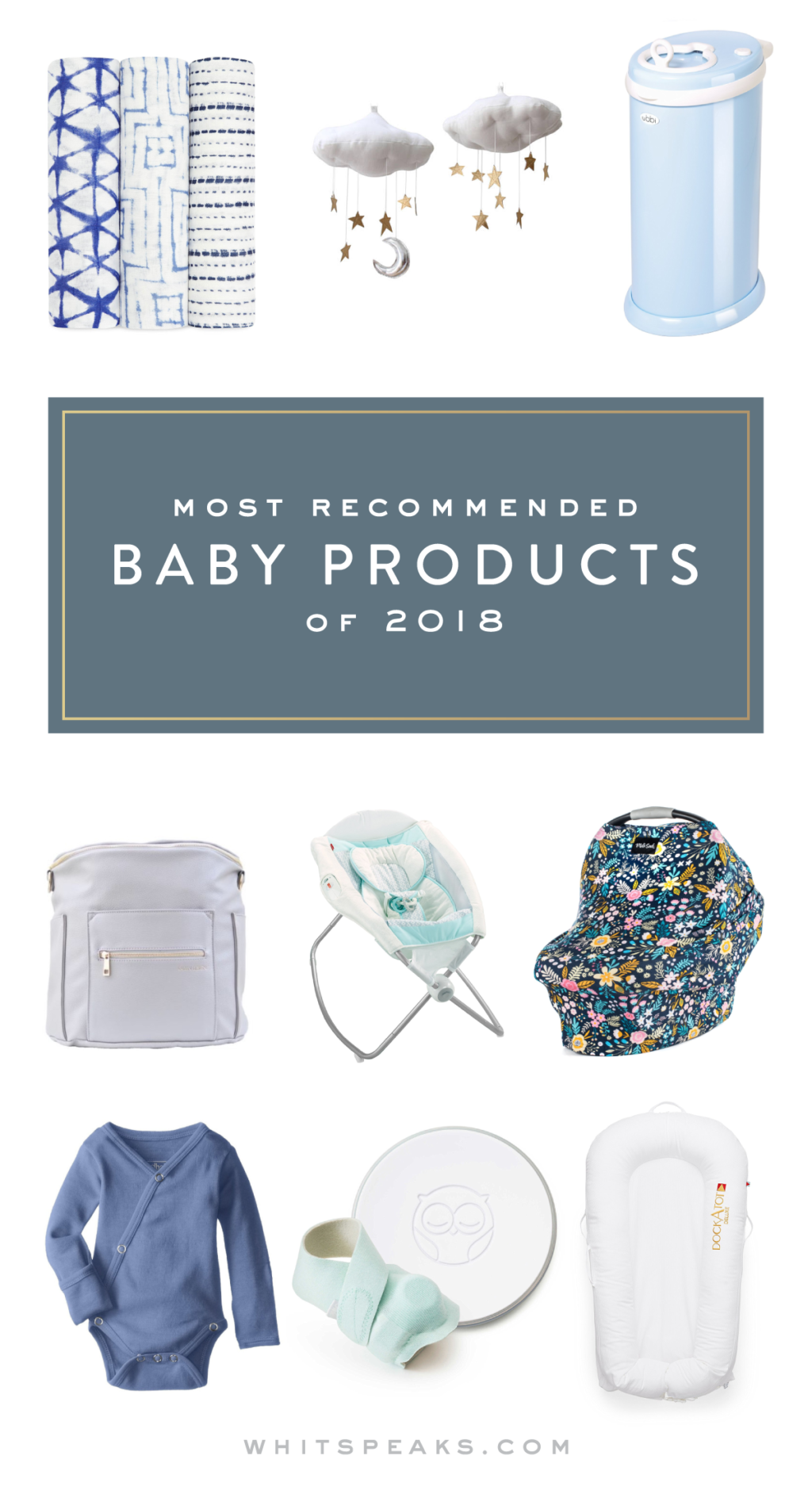 Best Baby Products of 2018